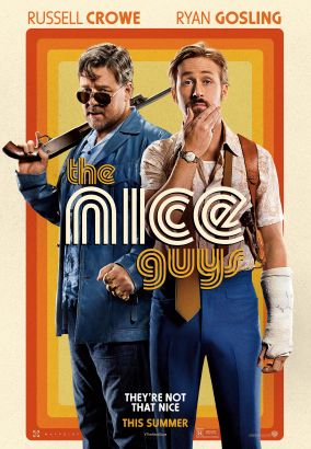The nice guys / a Silver Pictures production &#59; producer, Joel Silver, Ken Kao &#59; written by Shane Black, Anthony Bagarozzi &#59; directed by Sh