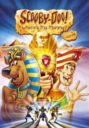 Scooby-Doo in Where's My Mummy?