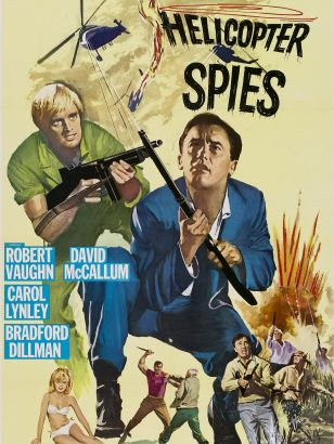 The Helicopter Spies