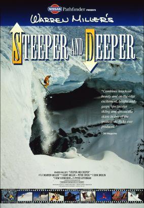 Warren Miller's Steeper & Deeper