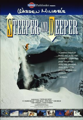 Warren Miller's Steeper & Deeper