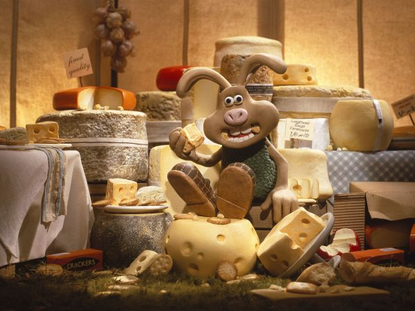 Wallace and Gromit: Curse of the Wererabbit