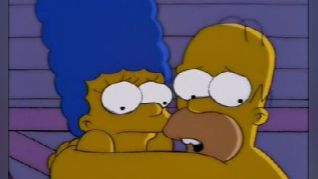 The Simpsons: Natural Born Kissers