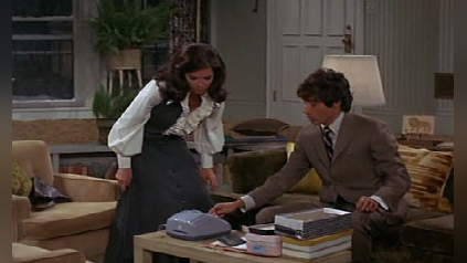 The Mary Tyler Moore Show: 1040 or Fight