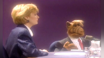 ALF: Hail to the Chief