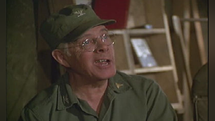 M*A*S*H: Margaret's Marriage