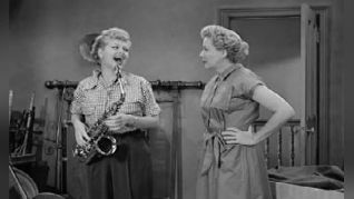 I Love Lucy: The Saxophone