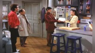 Seinfeld: The Big Salad