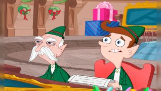 Phineas and Ferb: Phineas and Ferb Christmas Vacation!