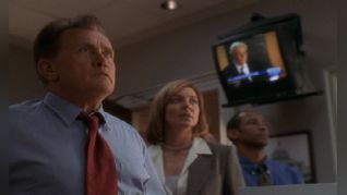 The West Wing: The Stackhouse Filibuster