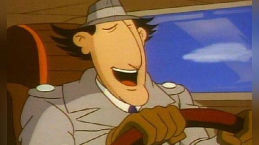 Inspector Gadget: Fang the Wonderdog