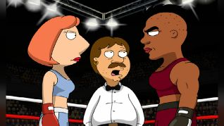 Family Guy: Baby, You Knock Me Out