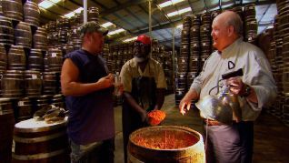 Only in America With Larry the Cable Guy: Larry Goes North