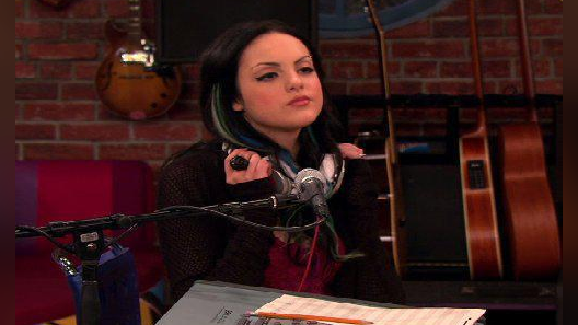 Victorious: Jade Gets Crushed
