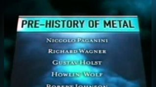 Metal Evolution: Pre-Metal