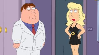 Family Guy: Call Girl