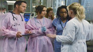 Grey's Anatomy: Perfect Storm