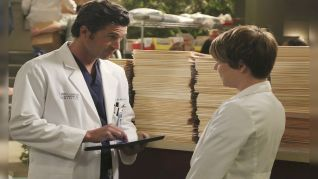 Grey's Anatomy: Readiness Is All
