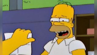 The Simpsons: Guess Who's Coming to Criticize Dinner
