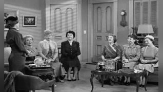 I Love Lucy: The Club Election