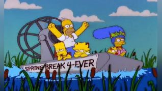 The Simpsons: Kill the Alligator and Run