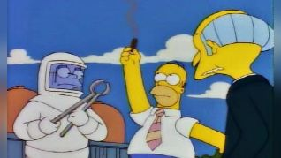 The Simpsons: Simpson Tide
