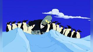 Futurama: The Birdbot of Ice-Catraz