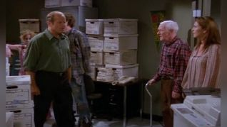 Frasier: Tales From the Crypt