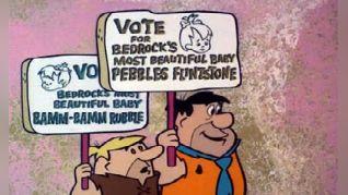 The Flintstones: The Most Beautiful Baby in Bedrock