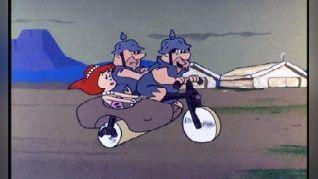 The Flintstones: The Story of Rocky's Raiders