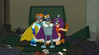 Futurama: Less Than Hero