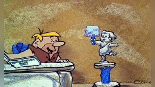 The Flintstones: Ventriloquist Barney