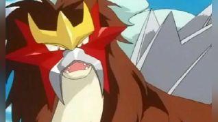Pokemon: Entei at Your Own Risk