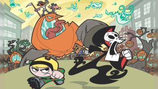 The Grim Adventures of Billy and Mandy: Billy and Mandy's Jacked-Up Halloween