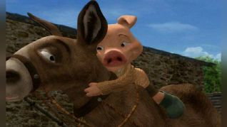 Jakers! The Adventures of Piggley Winks: Donkeys Into Racehorses