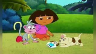 Dora the Explorer: Boots's Cuddly Dinosaur (2004 ...