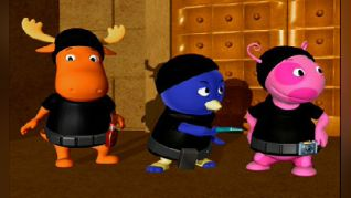 The Backyardigans: Secret Mission