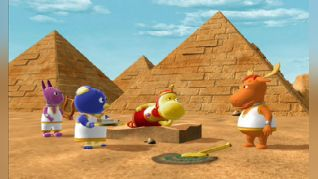 The Backyardigans: The Key to the Nile
