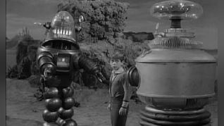 Lost in Space: The War of the Robots