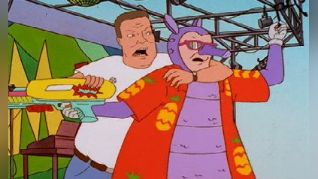 King of the Hill: Escape from Party Island