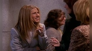 Friends: The One Where Rachel Smokes