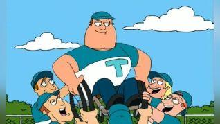 Family Guy: A Hero Sits Next Door
