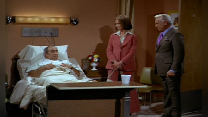 The Mary Tyler Moore Show: Operation: Lou