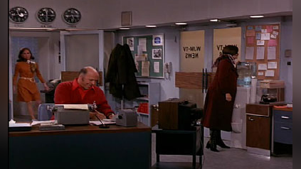 The Mary Tyler Moore Show: ...Is a Friend in Need