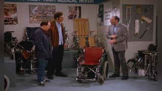 Seinfeld: The Handicap Spot