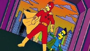 The Simpsons: Radioactive Man