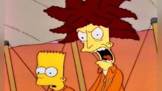 The Simpsons: Sideshow Bob's Last Gleaming