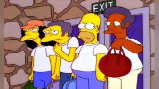 The Simpsons: Team Homer