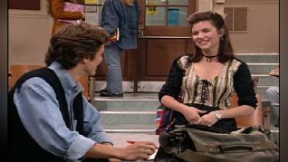 Saved by the Bell: The College Years: Teacher's Pet