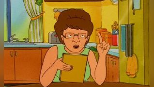 King of the Hill: Peggy's Headache